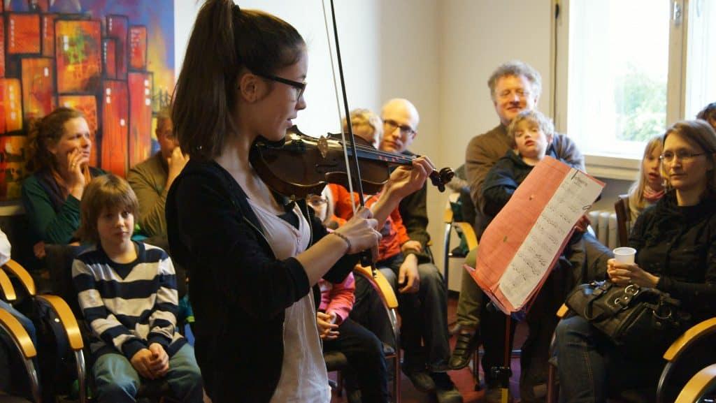 Musikschule mut in Bonn-Oberkassel | Vorspiel